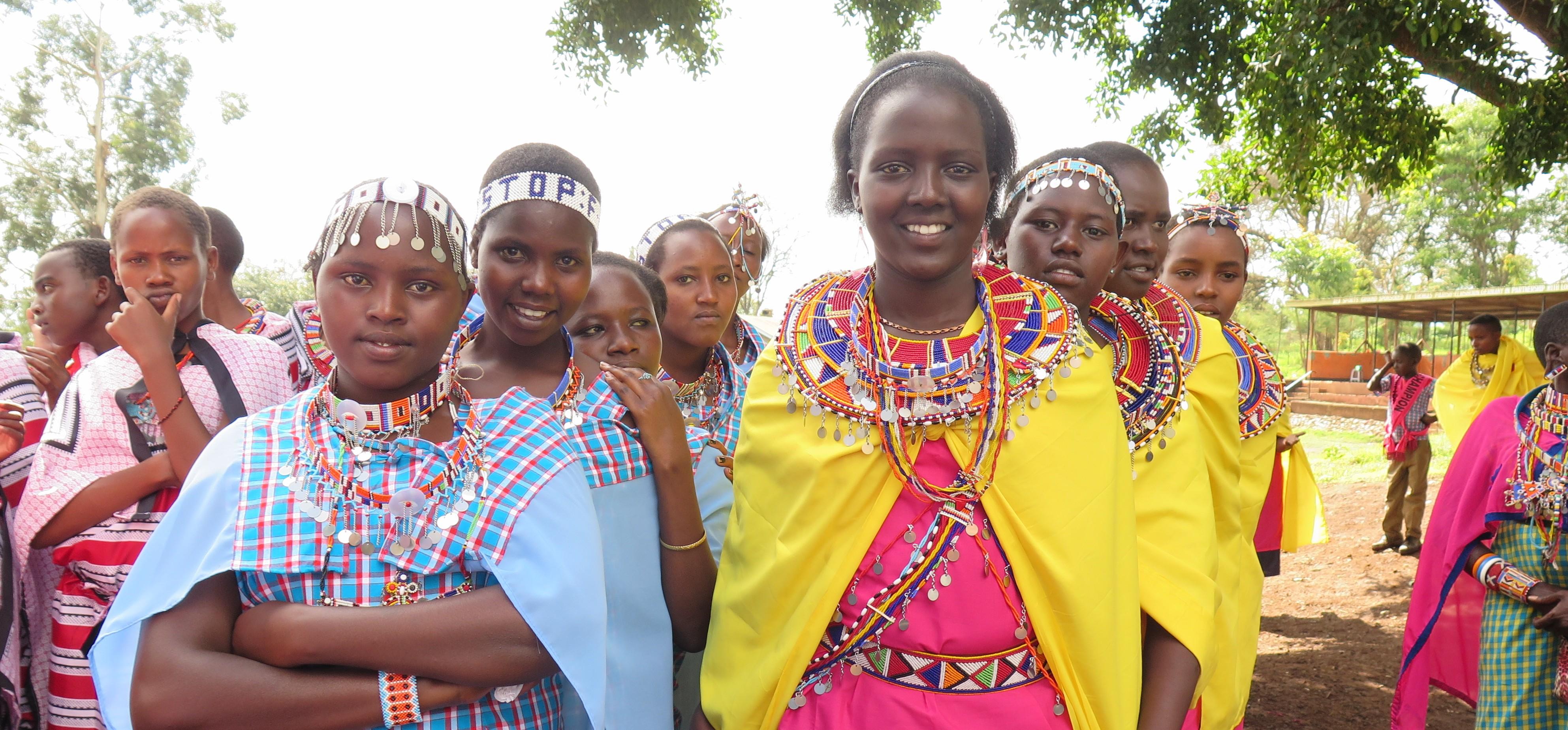 Det anslås at om lag 90 prosent av masaikvinnene har gått gjennom en form for kjønnslemlestelse.