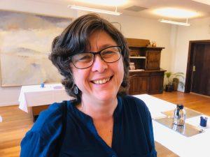 Ragnhild Mestad deltok på Medlemsdagene som representant for Det Norske Misjonsselskap (NMS).